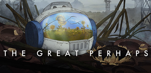 The Great Perhaps - Cover / Packshot