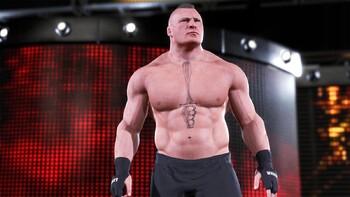 Screenshot1 - WWE 2K20