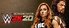 WWE 2K20 - Digital Deluxe