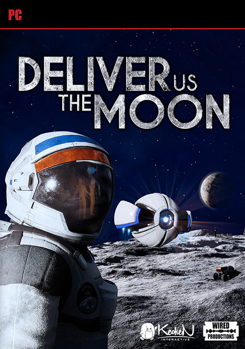 Deliver Us The Moon - Cover / Packshot