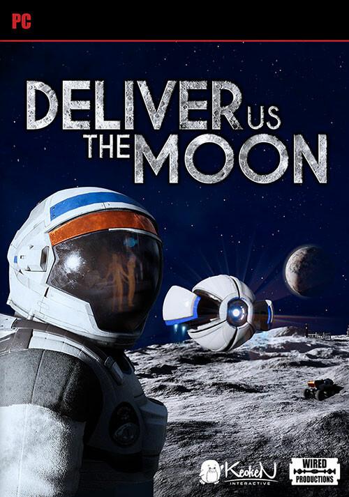 Deliver Us The Moon - Cover / Packshot