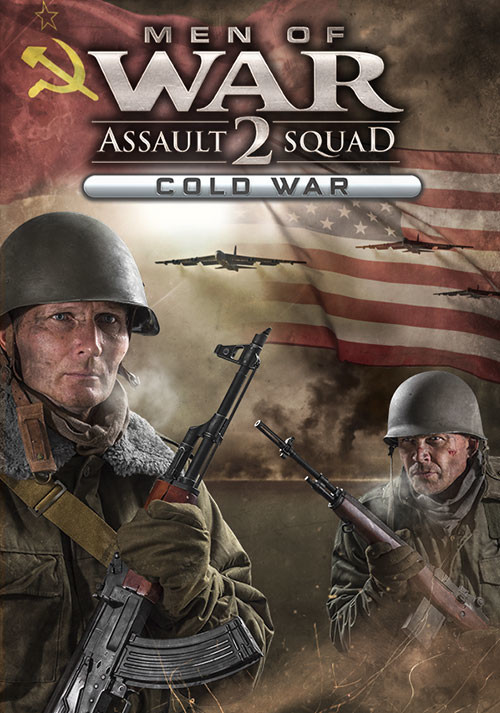 Men of War: Assault Squad 2 - Cold War - Cover / Packshot