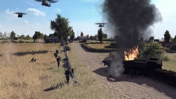 Screenshot3 - Men of War: Assault Squad 2 - Cold War