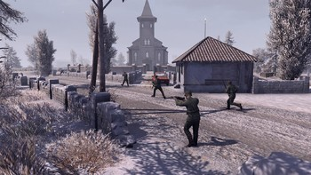 Screenshot5 - Men of War: Assault Squad 2 - Cold War