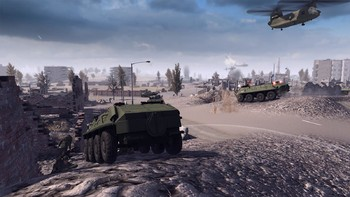Screenshot7 - Men of War: Assault Squad 2 - Cold War