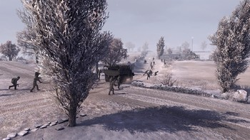 Screenshot4 - Men of War: Assault Squad 2 - Cold War