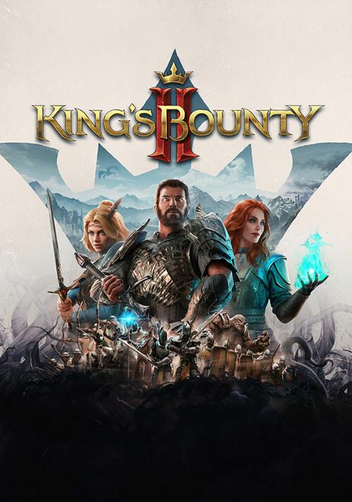 King's Bounty II - Cover / Packshot