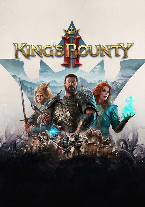 King's Bounty II - Cover / Packshot