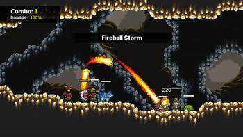 Screenshot2 - Monster Sanctuary