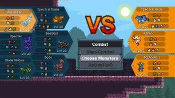 Screenshot4 - Monster Sanctuary