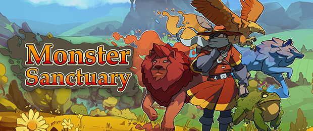 Monster Sanctuary leaves Early Access: Collect and train monsters in a 2D world