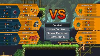Screenshot1 - Monster Sanctuary