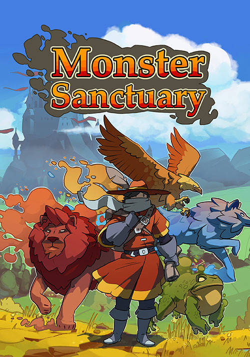 Monster Sanctuary - Cover / Packshot