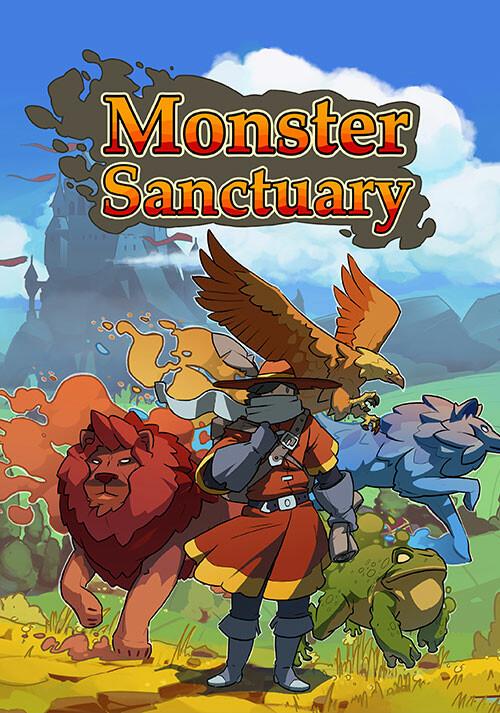 Monster Sanctuary - Cover / Packshot