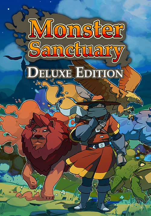 Monster Sanctuary Deluxe Edition - Cover / Packshot