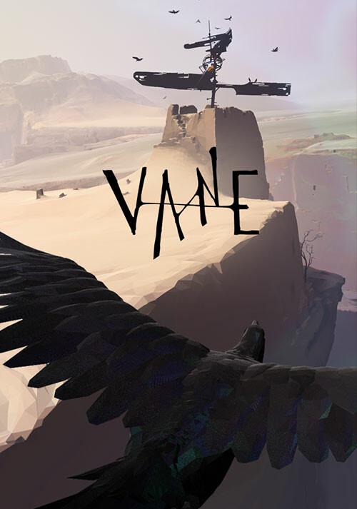 Vane - Cover / Packshot