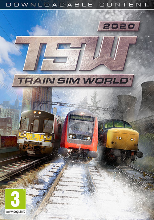 Train Sim World 2020 - Cover / Packshot