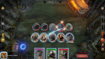 Screenshot1 - The Lord of the Rings: Adventure Card Game