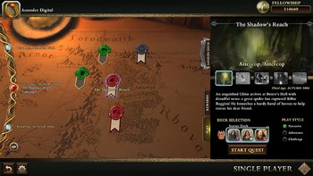 Screenshot4 - The Lord of the Rings: Adventure Card Game