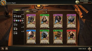 Screenshot7 - The Lord of the Rings: Adventure Card Game