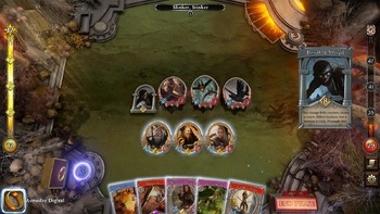 Screenshot5 - The Lord of the Rings: Adventure Card Game