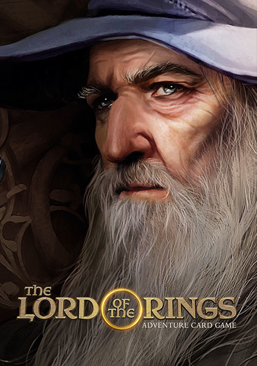 The Lord of the Rings: Adventure Card Game - Definitive Edition - Cover / Packshot