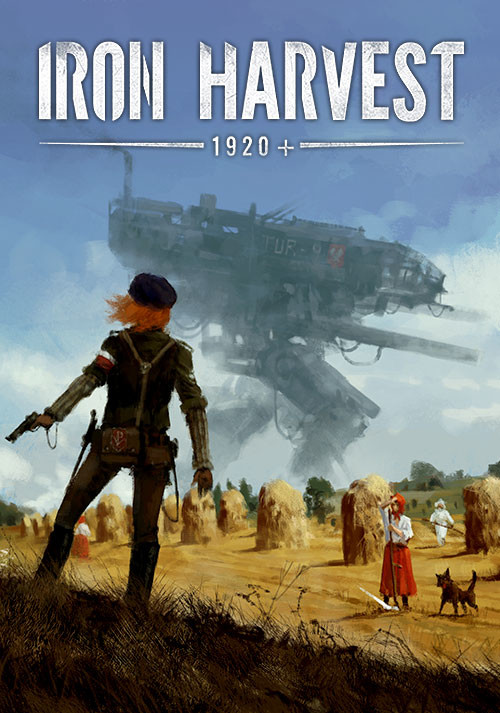 Iron Harvest - Cover / Packshot