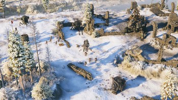 Screenshot1 - Iron Harvest