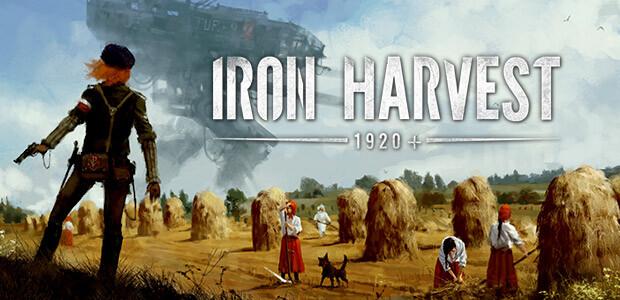 Iron Harvest - Cover / Packshot