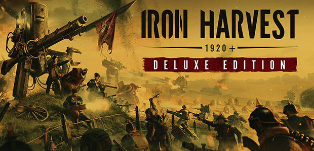 Iron Harvest Deluxe - Cover / Packshot