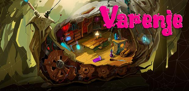 Varenje - Complete Edition - Cover / Packshot