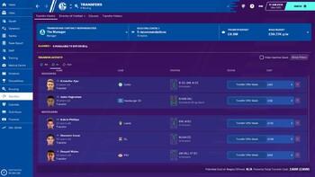 Screenshot4 - Football Manager 2020