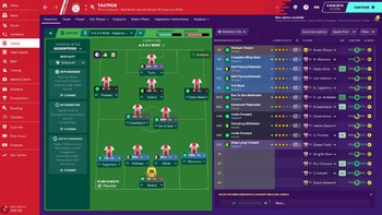 Screenshot2 - Football Manager 2020