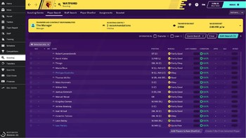Screenshot5 - Football Manager Touch 2020