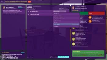 Screenshot1 - Football Manager Touch 2020