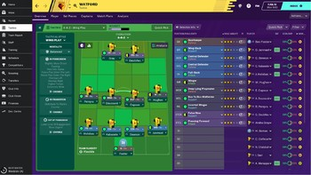 Screenshot4 - Football Manager Touch 2020
