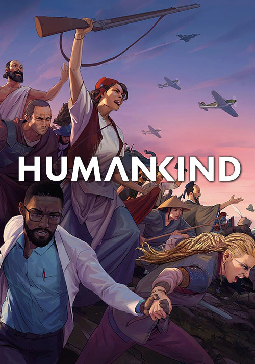 HUMANKIND - Cover / Packshot
