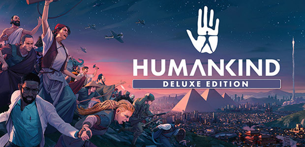 HUMANKIND Digital Deluxe Edition - Cover / Packshot