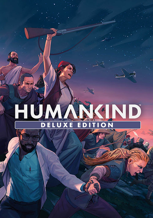 HUMANKIND™ Digital Deluxe Edition - Cover / Packshot