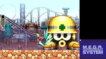 Screenshot6 - Mega Man Zero/ZX Legacy Collection