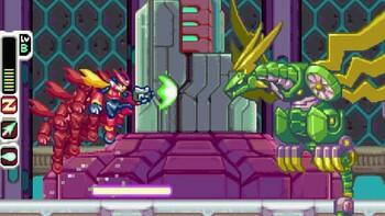 Screenshot9 - Mega Man Zero/ZX Legacy Collection