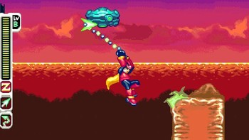 Screenshot3 - Mega Man Zero/ZX Legacy Collection