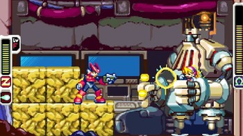Screenshot4 - Mega Man Zero/ZX Legacy Collection