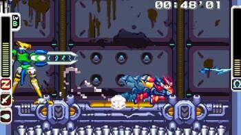 Screenshot8 - Mega Man Zero/ZX Legacy Collection