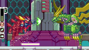 Screenshot9 - Mega Man Zero/ZX Legacy Collection