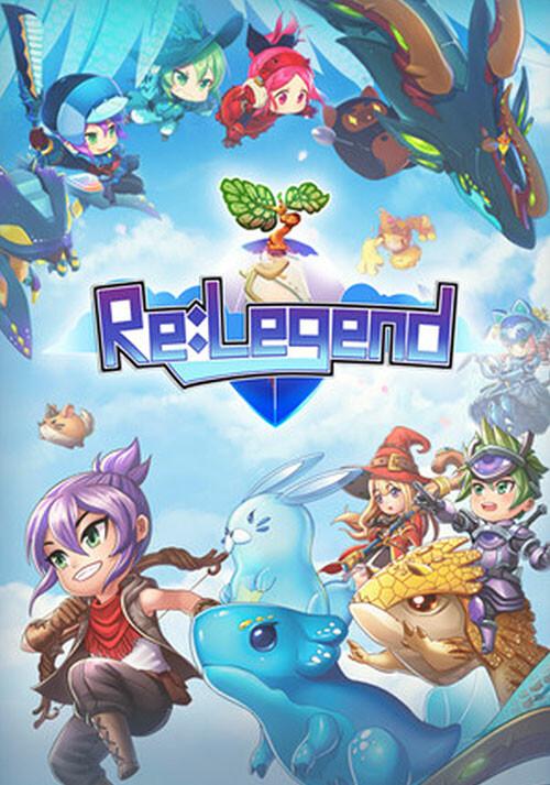 Re:Legend - Cover / Packshot