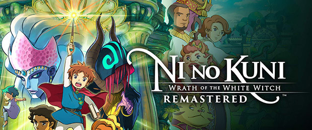 Clés Steam livrées pour Ni no Kuni: Wrath of the White Witch Remastered
