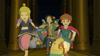 Screenshot5 - Ni no Kuni: Wrath of the White Witch Remastered
