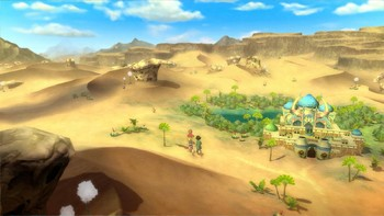 Screenshot2 - Ni no Kuni: Wrath of the White Witch Remastered
