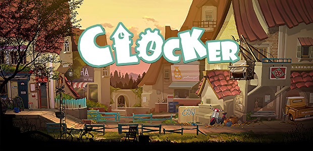 Clocker - Cover / Packshot